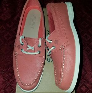 A/O QUINN CORAL SPERRY TOP-SIDER
